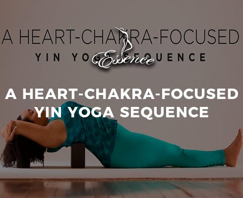A Heart-Chakra-Focused Yin Yoga Sequence