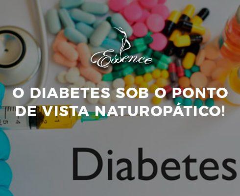 O Diabetes Sob o Ponto de Vista Naturopático