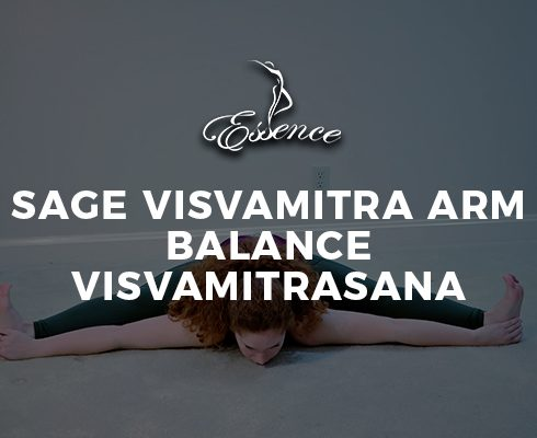 Seated Wide-Legged Forward Bend Upavistha Konasana